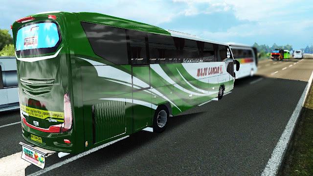 Mod Bus Tentrem Avante By CIB co Atarik