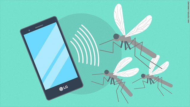 هذا الهاتف سيقوم بحمايتك من الأمراض