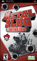 Metal Slug Anthology psp iso cso