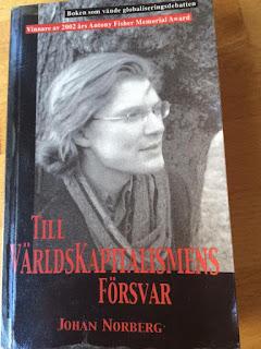 Till världskapitalismens försvar, av Johan Norberg