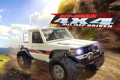 Download Game Android Off road 4x4: Hill jeep driver
