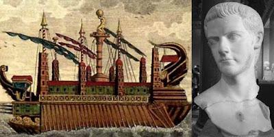 Ερευνητές θα αναζητήσουν το πλοίο των οργίων του Καλιγούλα