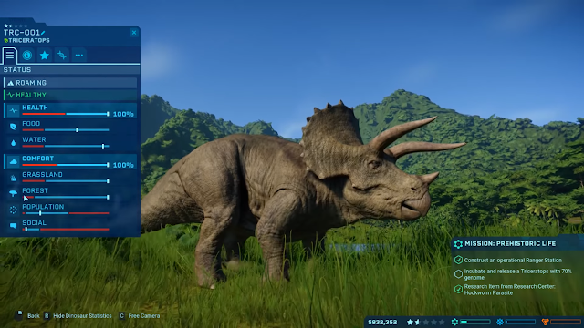 Download Jurassic World Evolution