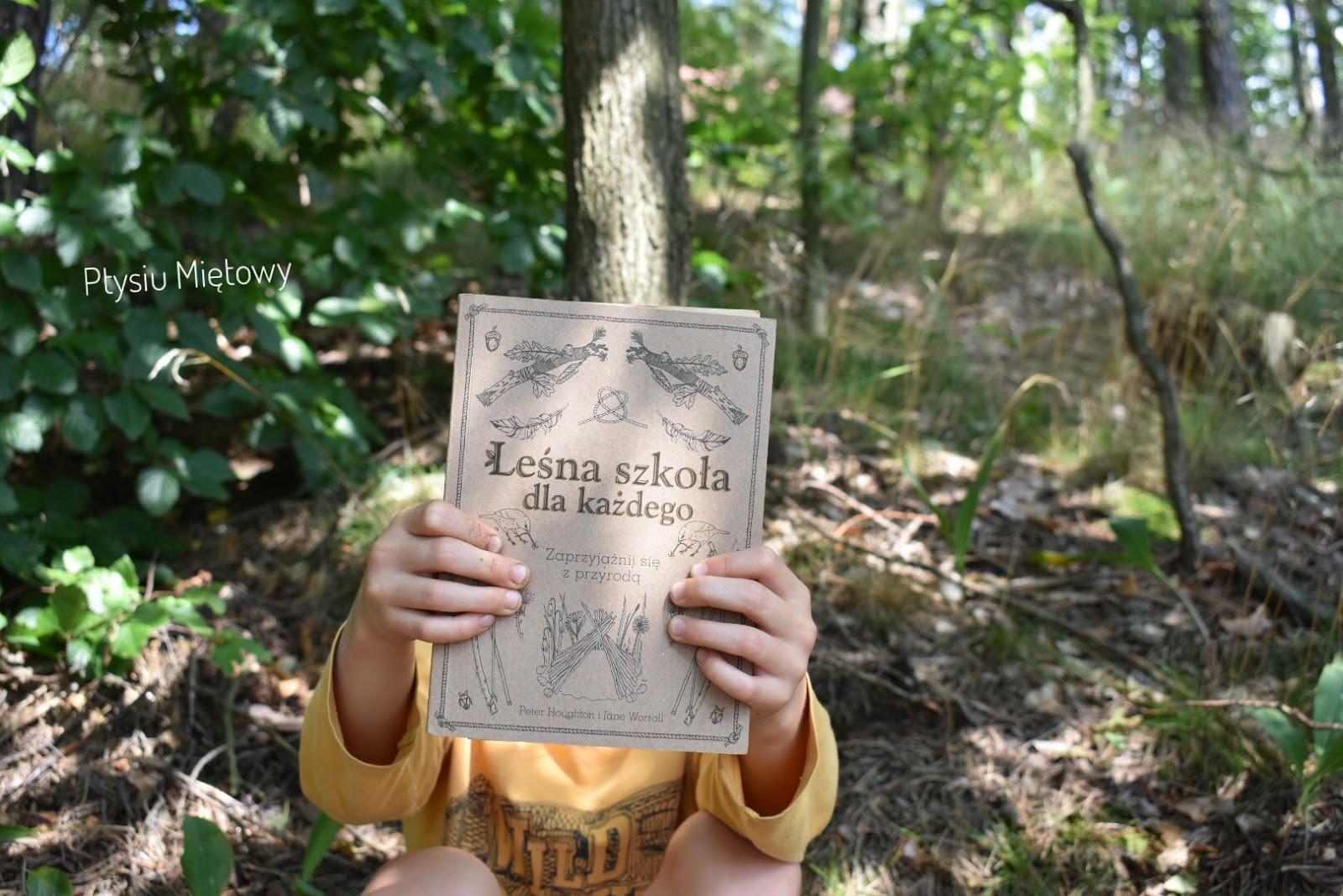 lesna szkola dla kazdego, recenzja, ptysiu mietowy
