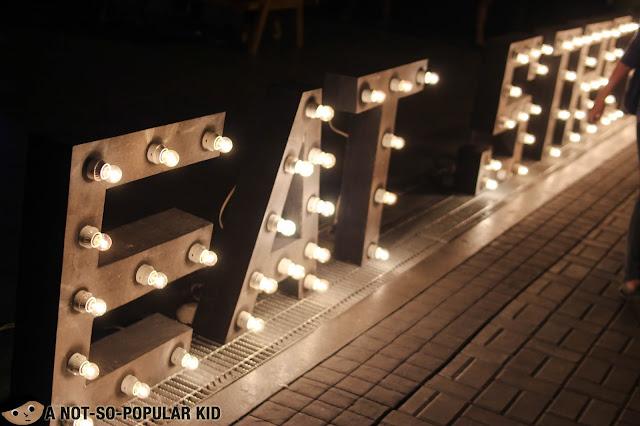 Eat Street Valero Lights