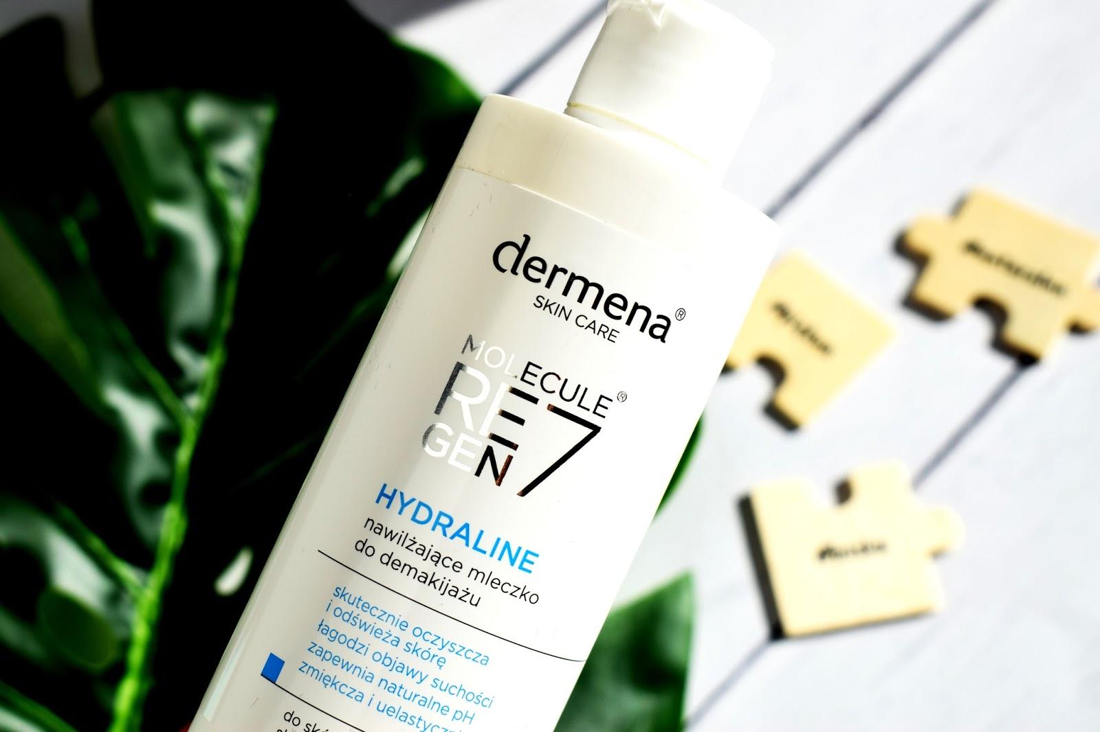 Kosmetyki do pielęgnacji twarzy Dermena