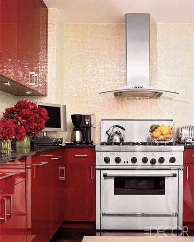 Houzz Fall Kitchen Trends 2013: THE BOLD AND THE BEAUTIFUL: PANTONE COLOR FOR SPRING