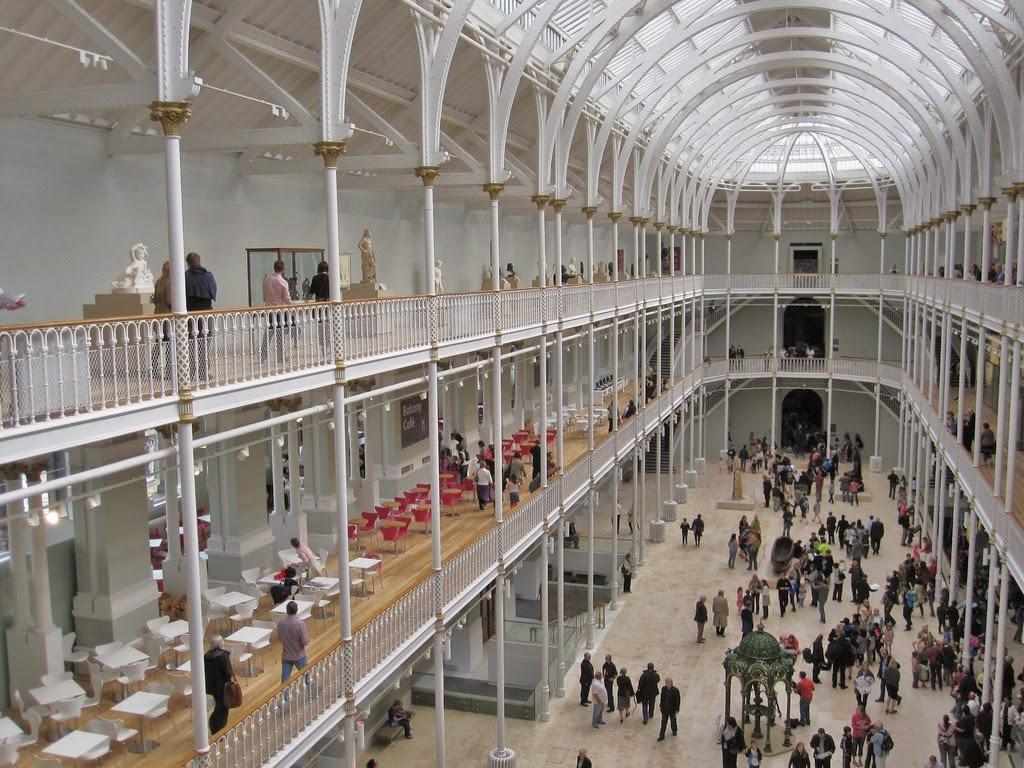 Scottish Natural History Museum