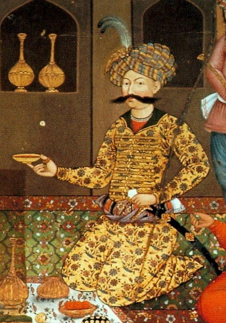 Shah Abbas the Great of Persia