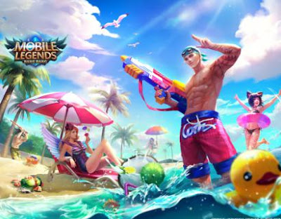 Cara Mengganti Bendera Mobile Legends Gratis