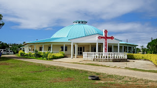 Tonga has many different churches