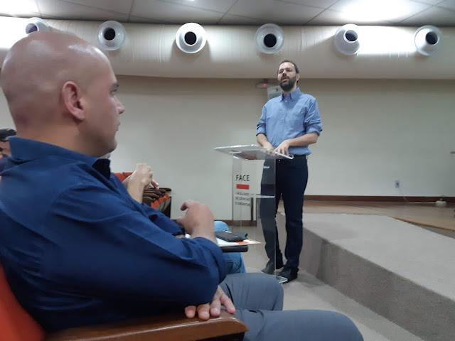 Seminário de Marcello Musto no Cedeplar-UFMG (04/06/2018)