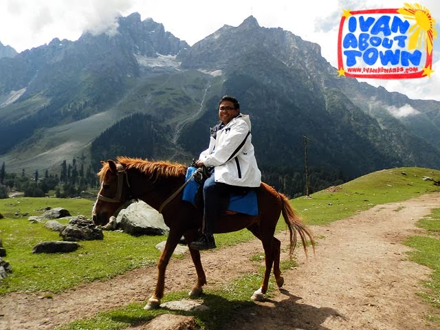 Sonamarg: Pony ride to Himalayan glaciers of Kashmir Valley