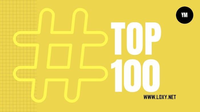 İnstagram'da Tüm Zamanların En Popüler 100 Etiketi (Hashtag)
