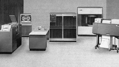 IBM 1401 sejarah komputer