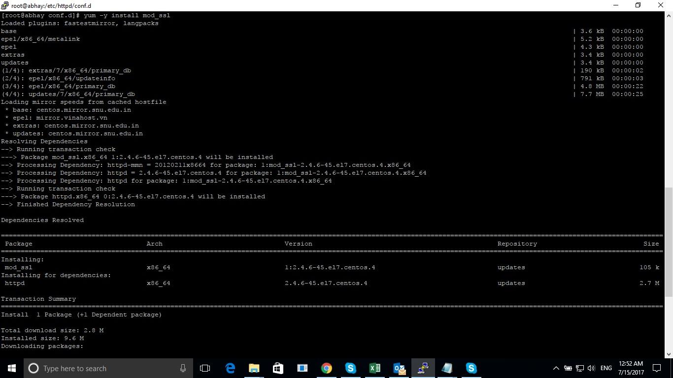 Ssl certificate on apache pcfunda generate a certificate using open ssl xflitez Image collections