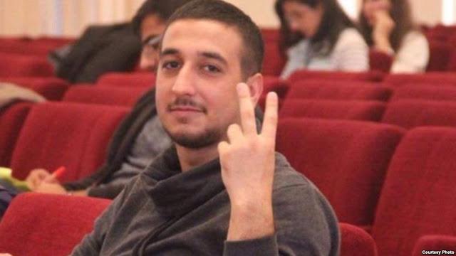 Azerbaiyán: Diez años de cárcel por un grafiti