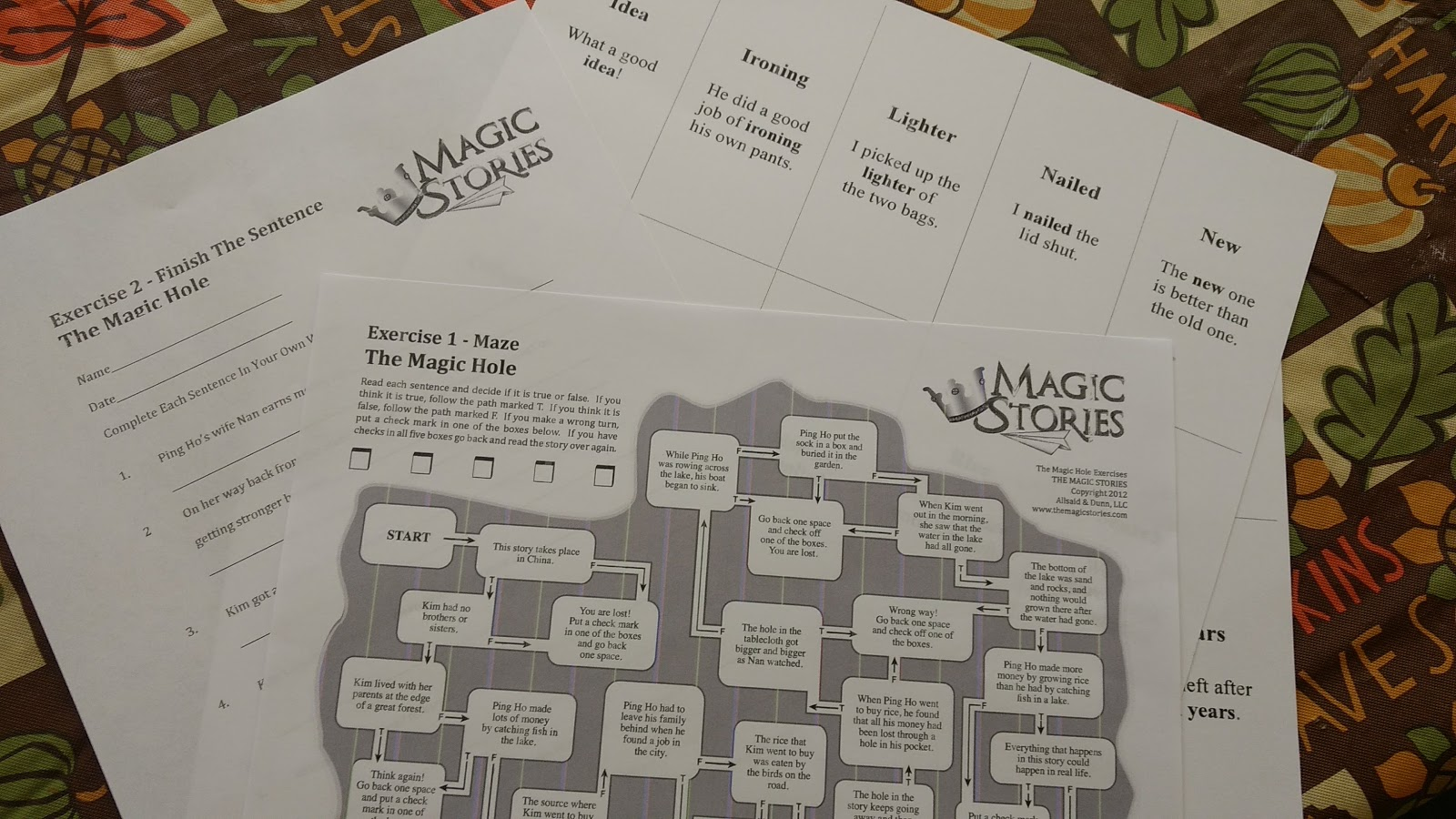 The Magic Stories A Reading Program Review