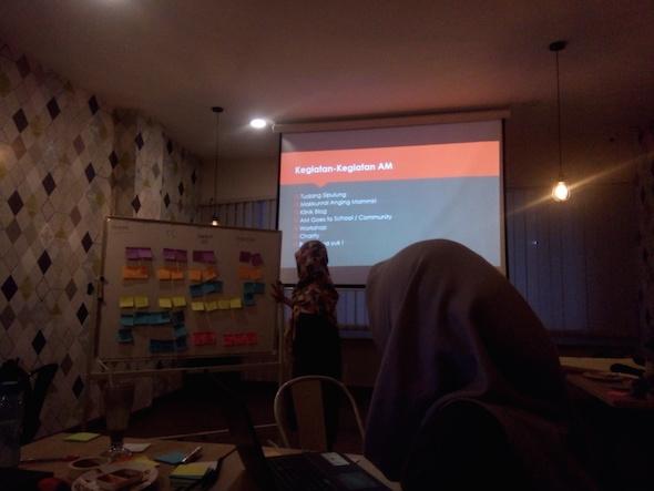 Gathering Blogger Makassar Anging Mammiri 2017