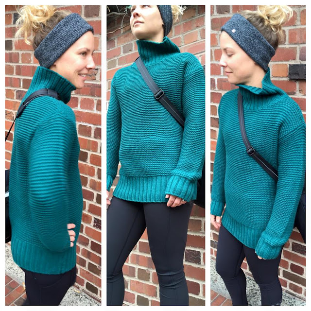 lululemon karma-kurmasana-sweater forage-teal