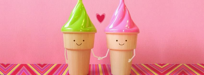 Cone icecream facebook Cute cover | Facebook timeline ...