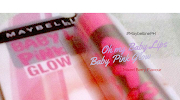 Maybelline Baby Lips Pink Glow PINK BLAST with Mixed Berry Flavour ~ REVIEW #MaybellinePH #OhMyBabyLips