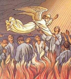 Resultado de imagen para El Purgatorio
