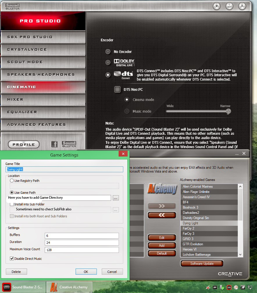 Fine young Artists CREOstvdivm: ------> Tweaks & Tips for AMD/Radeon
