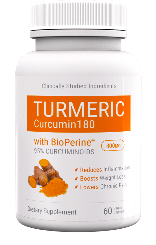 Curcumin180 Turmeric - Inflammation Support