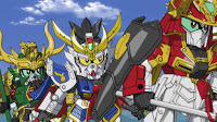 SD Gundam Sangokuden Brave Battle Warriors - TV Series