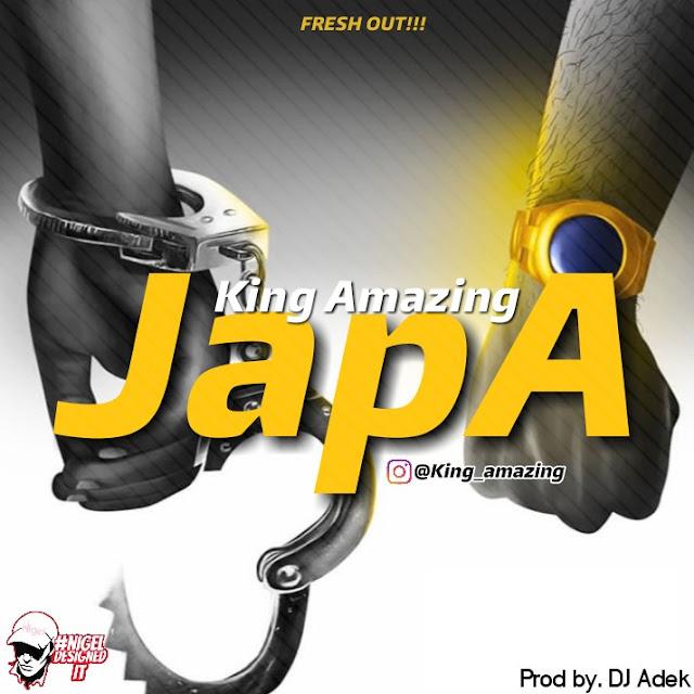 [Music] King Amazing Ja Pa(Prod By Dj Smith)