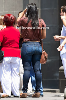 linda chica jeans