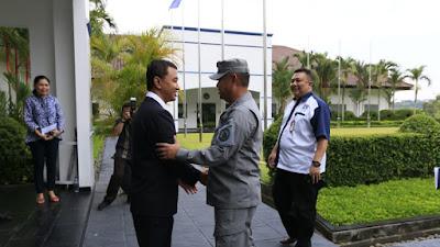Tindak Lanjut Kerja Sama, Laksdya Taufiq Kunjungi JCLEC