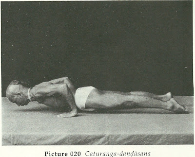 krishnamacharya's original ashtanga vinyasa krama yoga and