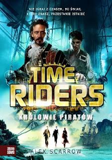 Time Riders. Królowie Piratów - Alex Scarrow