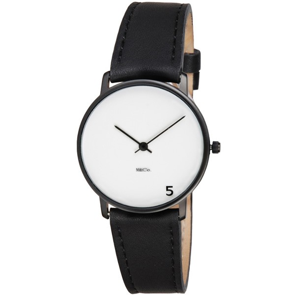 minimal wrist watch