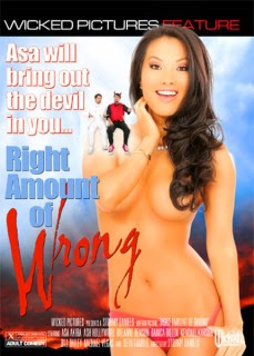 Right Amount Of Wrong (2014) XXX