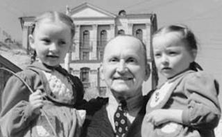 Александр Вертинский фото с дочерьми