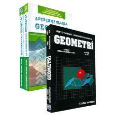 Antrenmanlarla Geometri (1-2) ve Tümay Geometri Kitabı