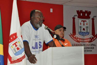 Vereadores apresentam indicações em sessão na Câmara Municipal de Alagoinhas