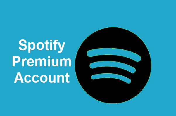 Free Spotify Premium Account List