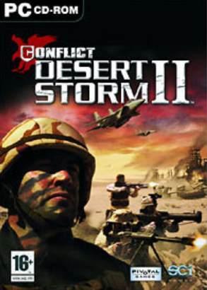 Conflict Desert Storm 2 PC [Full] Español [MEGA]