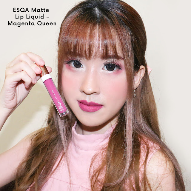 esqa cosmetics indonesia review