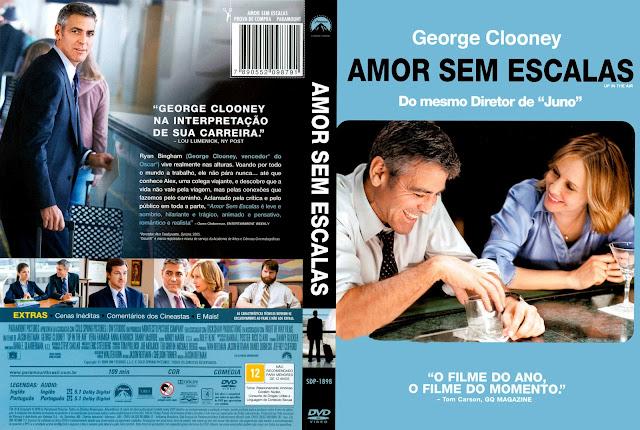 Capa DVD Amor sem Escalas
