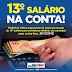 Ponto Novo: Prefeitura realiza o pagamento do 13º Salário aos servidores efetivos nesta quinta (20)