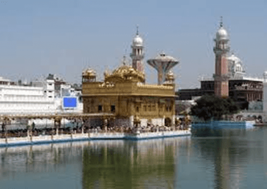 Historical Gurudwara Golden Temple Shri Darbar Sahib Wallpaper  Photo  Image & Pics