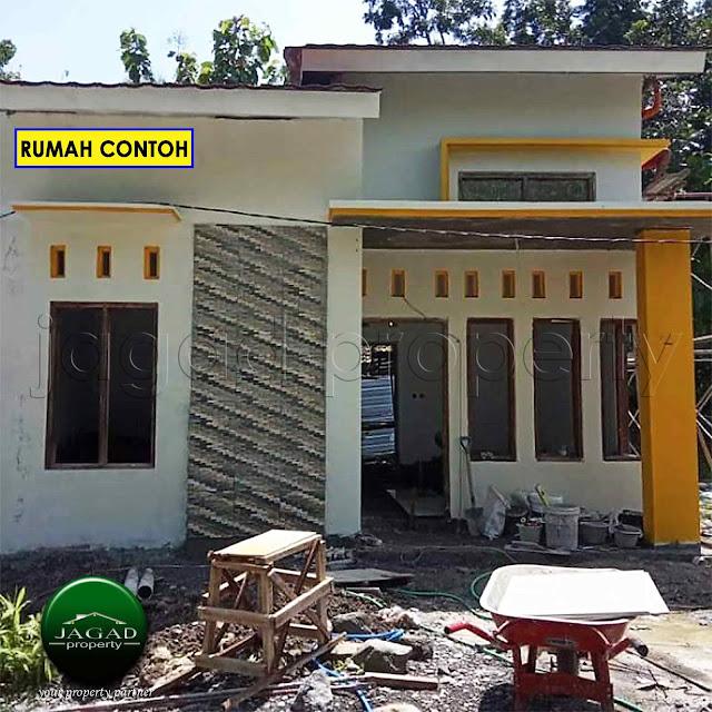 Rumah dekat BMKG jalan Wates Km 9
