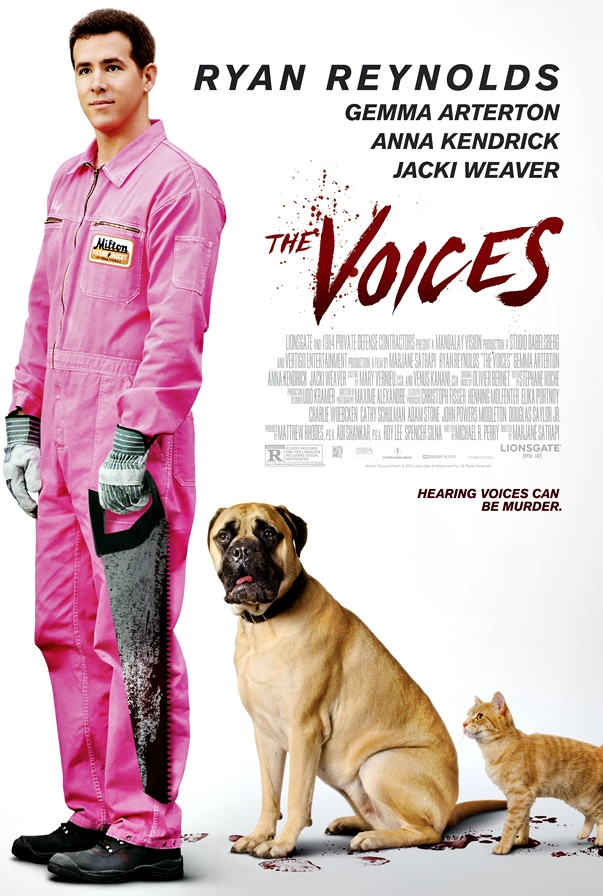 Póster: The Voices