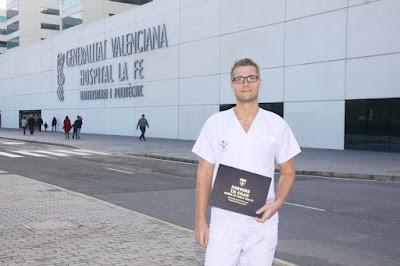 Un médico de La Fe recibe el premio al mejor proyecto en un programa de formación de la Harvard T. H. Chan School of Public Health