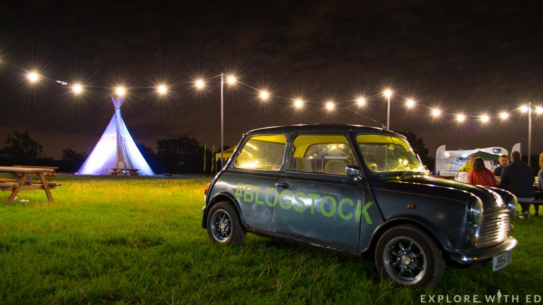 Blogstock Festival, Tipi, UK Festival